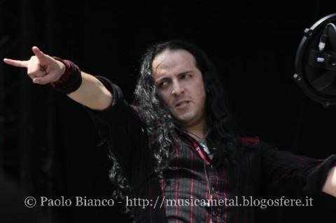 Holyhell Francisco Palomo