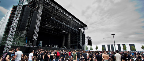Gods Of Metal 2011